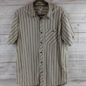 The North Face XL Button Shirt Stripe Cotton